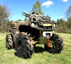 "Canam Outlander CATVOS 4"" lift www.catvos.net (CATVOS) Tags: catvos custom atv shreveport super rzr lift patv bkt turner axles 8 wheels highlifter snorkel shrvevport utv sidebyside polaris canam big tires outlaw turbo razor outlander renegade cycles wetsounds ranger maverick x3 mud fourwheeler 4x4 nationals gorilla cobra axle bkts rhino louisiana"