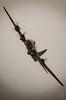 "B-17 Flying Fotress ""SallyB"" 1 (Ty's Togs) Tags: b17 flying fotress underside topside sallyb banking prop blur bomb bay boeing air show ww2 usaf"