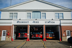 Ogunquit Fire Station (Andrea // AT Graphics!) Tags: usa america travel traveling travels fujifilm xe1 fuji xmount lens colors summer murica unitedstates northeast northeastern newengland boston massachusetts bostonia maine rhodeisland newhampshire north