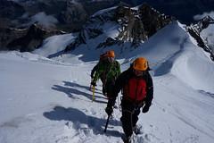 _DSC3102 (farix.) Tags: alpen alps alpy schweiz switzerland szwajcaria trekking treking grat grań piz palu bernina berninagruppe gletscher lodowiec śnieg snow schnee