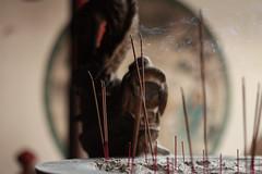 Prayers - Tainan (Chapo78) Tags: taiwan tainan temple pray prays gods