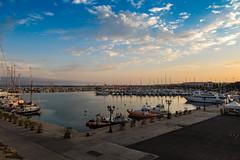 Marina Consorzio Porto di Alghero (Mariusz Hojda (k0g00t)) Tags: imagevall outdoor port sky water alghero sardiniaisland italy