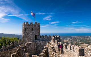 Castelo dos Mouros / Mouros Castle