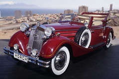 1937 Horch 853 diecast 1:24 made by CMC (rigavimon) Tags: diecast miniaturas 124 horch cmc antofagasta