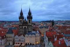 Tyn Church in Prague (*ALLA*) Tags: