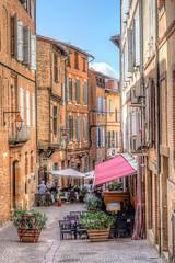 Rue de la Piele (PhilHydePhotos) Tags: albi albigensians architecture buildings france southoffrance bâtiments