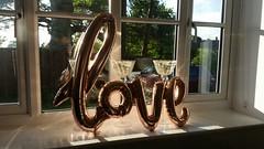 Henny Love (charlottehbest) Tags: charlottehbest 2017 england uk may love balloon silhouette hendo celebration