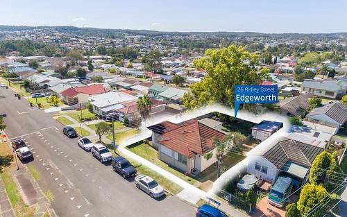 26 Ridley Street, Edgeworth NSW