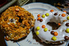 Hurts Donuts, Bart & ET 7-23-17 (anothertom) Tags: iowa hurtsdonut donuts bakedgoods sweets treat etdonut reesespieces butterfinger bartsimpson food 2017 sonyrx100ii