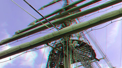 on board The BAP Union Peru in Rotterdam 3D (wim hoppenbrouwers) Tags: anaglyph stereo redcyan bap union peru rotterdam 3d unión sailing vessel bapuniónsailingvessel bapunión sailingvessel