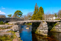 P1030518 CLAPPER BRIDGE .................... (david.edwards71(dave)) Tags: