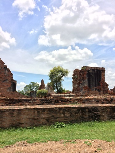 Wat Mahathat - Ayutthaya