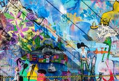 Bowery wall nyc (ZUCCONY) Tags: streetart nyc 2017 bobby zucco bobbyzucco pedro art arte mural murales yesstreetart
