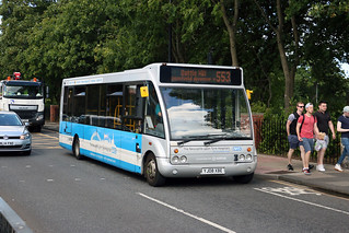 Arriva North East 2825 YJ08XBE