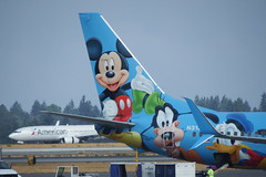 DSCF1181 (Tubagua) Tags: n318as alaska airlines disney commercial air planes airliners