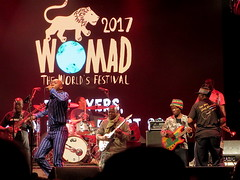 Seun Kuti and Egypt 80 at WOMAD 2017 (Andy Worthington) Tags: womad womad2017 womadfestival festivals music musicfestivals worldmusic wiltshire charltonpark andyworthington nigeria afrobeat seunkuti egypt80 felakuti