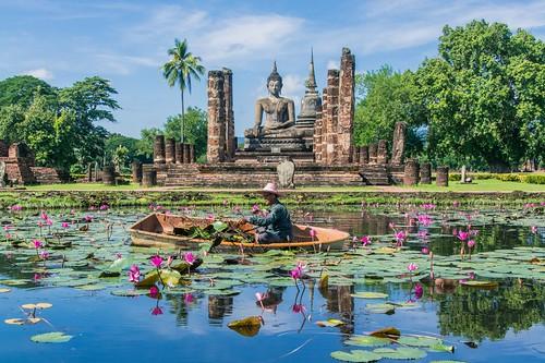 sukhothai - thailande 9