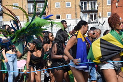 DSC_2441 Notting Hill Caribbean Carnival London Exotic Colourful Costume Showgirl Performer Aug 28 2017 Stunning Ladies (photographer695) Tags: notting hill caribbean carnival london exotic colourful costume dancing lady showgirl performer aug 28 2017 stunning ladies
