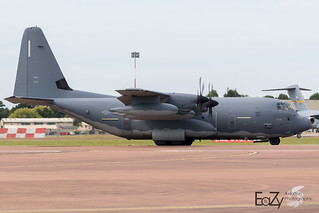 11-5731 United States Air Force Lockheed MC-130J Commando II