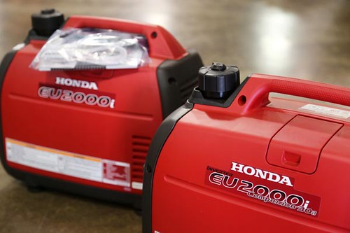 New Honda EU2000I Generators ($868.00 and $812.00)