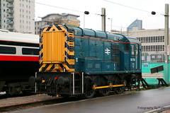 011. 08700 at Ilford depot. 02-Feb-17. Ref-D128-P011 (paulfuller128) Tags: class 08 br shunter pilot jocko shunt 650hp rss