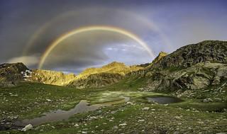 Magische Bergwelt