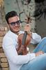 The Violinist [Gq Photo] (Gaetano.Quattrocchi) Tags: 2017 esterni nikon ritratto shooting aspra d800 gaetanoq gaetanoquattrocchi gqphoto leandrorenzi mongerbino nps palermo sicily violin violinist violinista