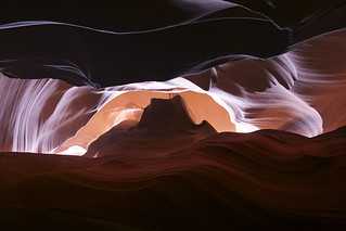 Antelope Canyon's Monument Valley