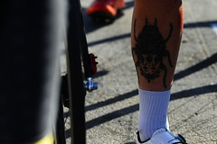 RHC bcn5 last chance race (MARIA & PERE) Tags: bcn rhc bike trackbike redhookcrit cycling race velodrome nikon