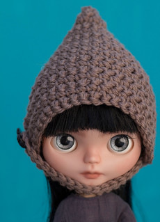 Crocheted Pixie / Gnome Hats !