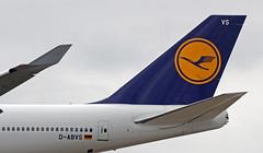 D-ABVS EDDF 17-06-2017 (Burmarrad (Mark) Camenzuli) Tags: airline lufthansa aircraft boeing 747430 registration dabvs cn 28286 eddf 17062017