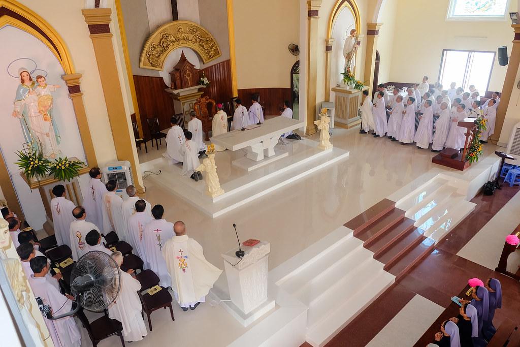 Thánh lễ tạ ơn khánh thành nhà thờ Hòa Cường – Giáo phận Đà Nẵng - Ảnh minh hoạ 28