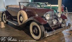 1932 Packard Twin Six Series 905 2-Door Convertible Victoria (mobycat) Tags: 1932 packard twin six series 905 2door convertible victoria auburn indiana unitedstates us