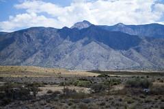 Sandia Mountains, New Mexico (Bill in DC) Tags: nm newmexico albuquerque 2017 sandiamountains i25