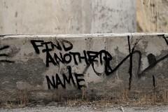 Quest Marker 14 (LookSharpImages) Tags: lime oregon limeoregon abandoned abandonedspaces anothername findanothername graffiti