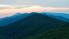 Sunrise over the Blue Ridges 2 (joehoeper) Tags: avl westernnorthcarolina nationalforest appalachianmountains pisgahnationalforest brevard northcarolina 828 naturephotography blueridgemountains blueridgeparkway