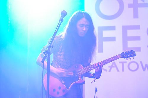 2017 - OFF Festival Katowice (POL) (129) - Kikagaku Moyo