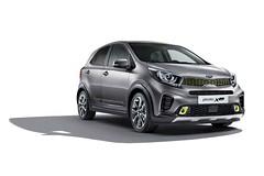 Frankfurti Autószalon 2017: crossover jelleggel érkezik az új Kia Picanto X-Line (autoaddikthu) Tags: autó frankfurtiautószalon2017 jármű kia kiapicanto kocsi részletek xline