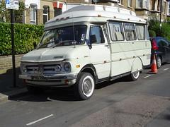 1973 Bedford CF Camper (Neil's classics) Tags: vehicle van camper camping motorhome autosleeper motorcaravan rv caravanette kombi mobilehome dormobile 1973 bedford cf