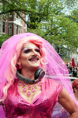 2017_Aug_Pride-1630 (jonhaywooduk) Tags: lady galore this is how we drag amsterdam pride 2017 canal boat transvestie