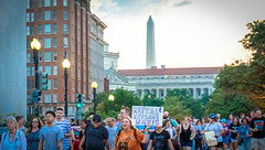 2017.08.13 Charlottesville Candlelight Vigil, Washington, DC USA 8116