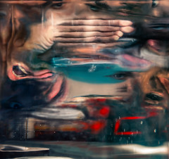 ROSTROS Y FRAGMENTOS (patrick_farallos) Tags: face rostro collage artistic day neurotic psicology psicologia mind dream dreams sueños psicodelic color abstract textures finger mouth morning suffer