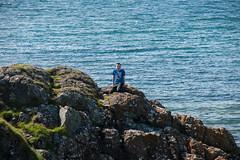 Jack Dunure (TroonTommy) Tags: 2017 ayrshire ayrshirecoast castle dunure jack scotland