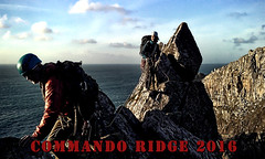 Commando Ridge 2016 (Hanzlers Warped Visions) Tags: cornwall bosigran ipswichmc imc ipswichmountaineeringclub climbing climber climb sea seacliff seaspray sunny sun commandoridge bosigranridge rock rocky rockclimbing adventure outdoors outside actionoutdoors active alive