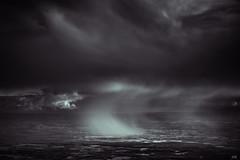 cloudscape XXVIII (*altglas*) Tags: cloudscape cloudscapes ir infrared infrarot clouds wolken monochrome