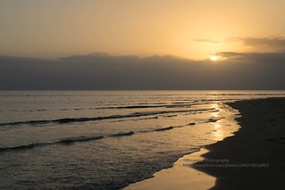 Swansea, Dolphin Sand, Sunset