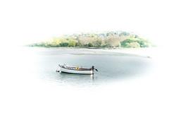 Newport Pembrokeshire... (AJFpicturestore) Tags: newportbay newport boat rivernevern pembrokeshire hss sliderssunday alanfoster