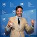"""Peter Bizjak, prejemnik nagrade Vesna za najboljši študentski kratki film ANJA GANJA. • <a style=""""font-size:0.8em;"""" href=""""http://www.flickr.com/photos/151251060@N05/36460686114/"""" target=""""_blank"""">View on Flickr</a>"""