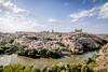 Toledo, la foto que no ha hecho nunca nadie, jamas... (Miki Maisam) Tags: toledo toletum panoramica panorama overview landscape city medieval ciudad river postal card alcazar