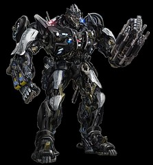Barricade (TLK Concept #2) (Barricade24) Tags: transformers movie the last knight tlk decepticon barricade concept art